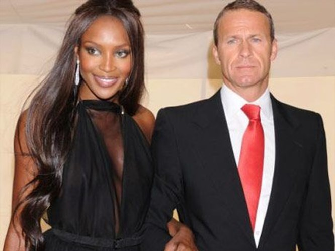 Naomi, Rus milyarderle evleniyor